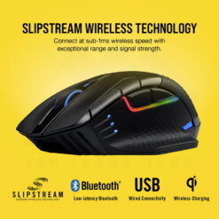CORSAIR DARK CORE RGB PRO SE Wireless Gaming Mouse 4