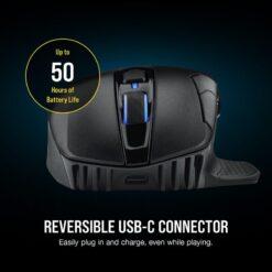 CORSAIR DARK CORE RGB PRO Wireless Gaming Mouse 5