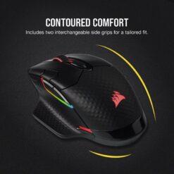 CORSAIR DARK CORE RGB PRO Wireless Gaming Mouse 6