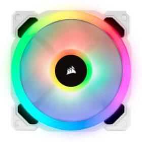 CORSAIR LL120 White RGB Fan 3