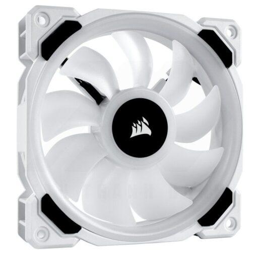 CORSAIR LL120 White RGB Fan 4