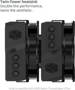 Cooler Master MasterAir MA621P CPU Cooler – TR4 Edition 4