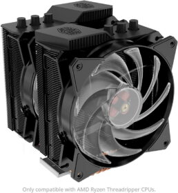 Cooler Master MasterAir MA621P CPU Cooler – TR4 Edition 7