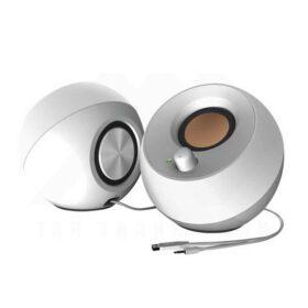 Creative Pebble 2.0 Speaker System – White 2