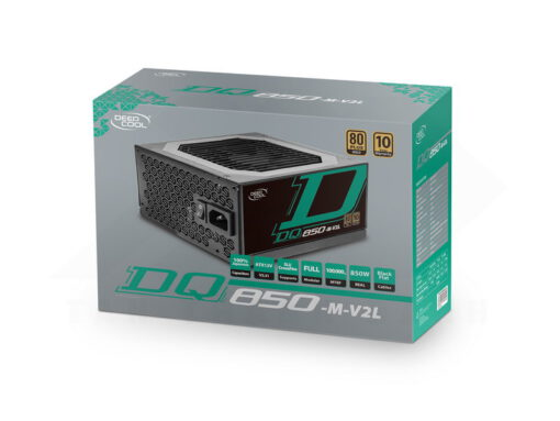 Deepcool GAMER STORM DQ850 M V2L PSU 5