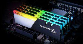 G.Skill Trident Z Neo RGB Memory Kit 6
