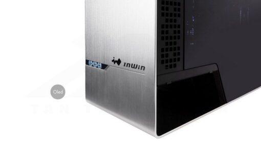InWin 905 Case – Silver OLED 2