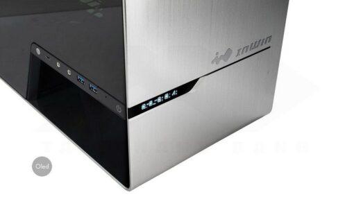 InWin 905 Case – Silver OLED 3