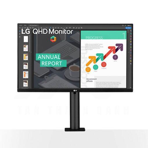 LG 27QN880 B Ergo Monitor 1