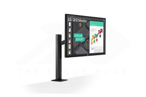 LG 27QN880 B Ergo Monitor 3