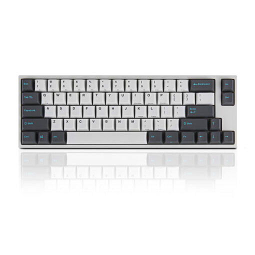 Leopold FC660M PD White Dark Gray Keyboard 3