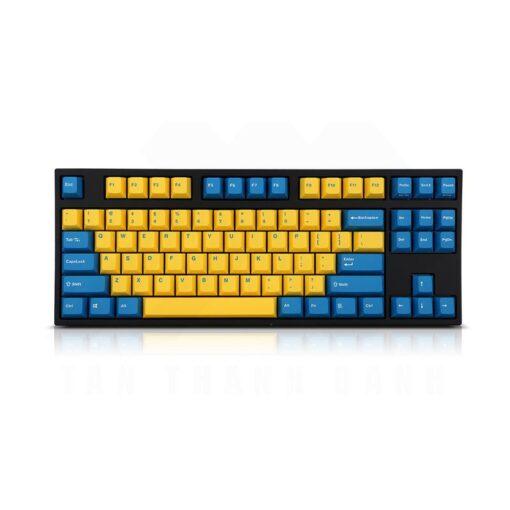 Leopold FC750R OE Swedish Black Keyboard 1