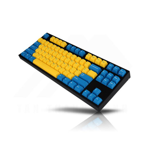 Leopold FC750R OE Swedish Black Keyboard 2
