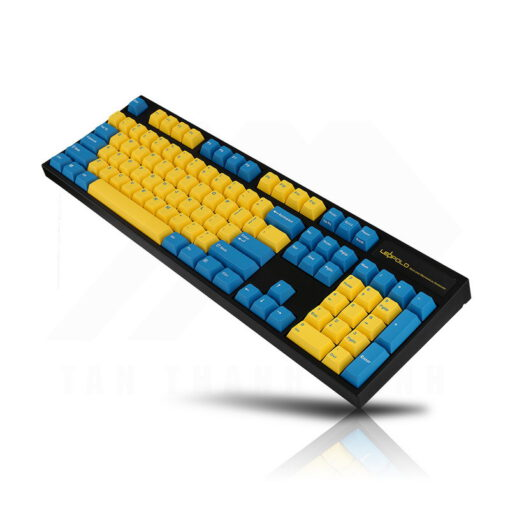 Leopold FC900R OE Swedish Black Keyboard 2
