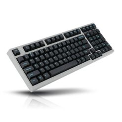 Leopold FC980R PD Charcoal Blue Keyboard 2