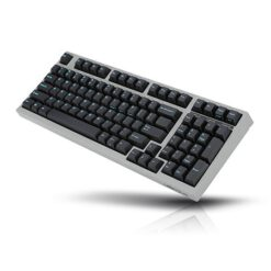 Leopold FC980R PD Charcoal Blue Keyboard 3