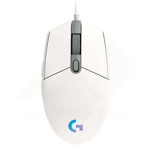Logitech G102 LIGHTSYNC Gaming Mouse – White 1