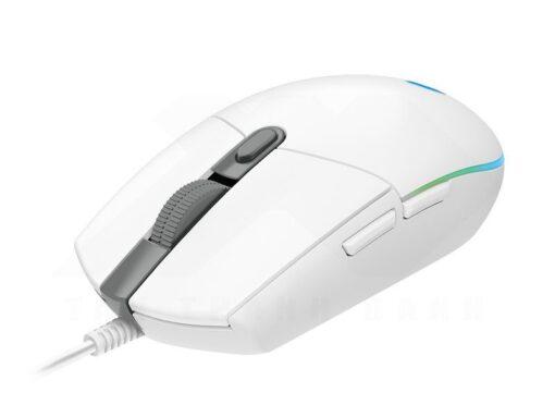 Logitech G102 LIGHTSYNC Gaming Mouse – White 3