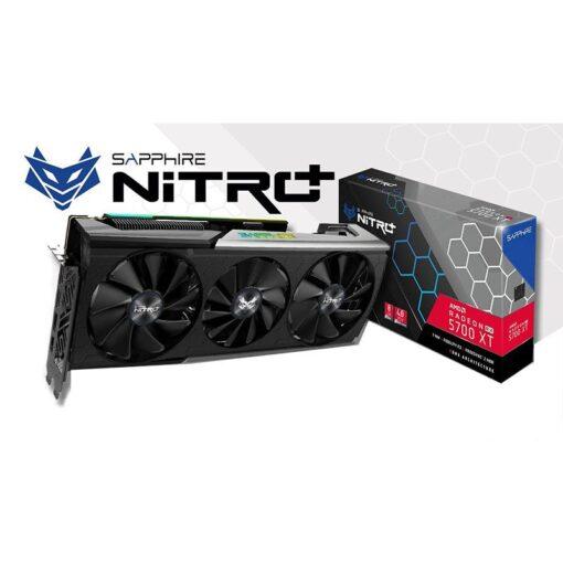 SAPPHIRE NITRO Radeon RX 5700 XT 8G Graphics Card 0
