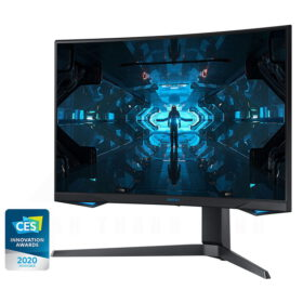 Samsung Odyssey G7 LC27G75 Curved Gaming Monitor 2