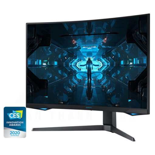 Samsung Odyssey G7 LC32G75 Curved Gaming Monitor 2