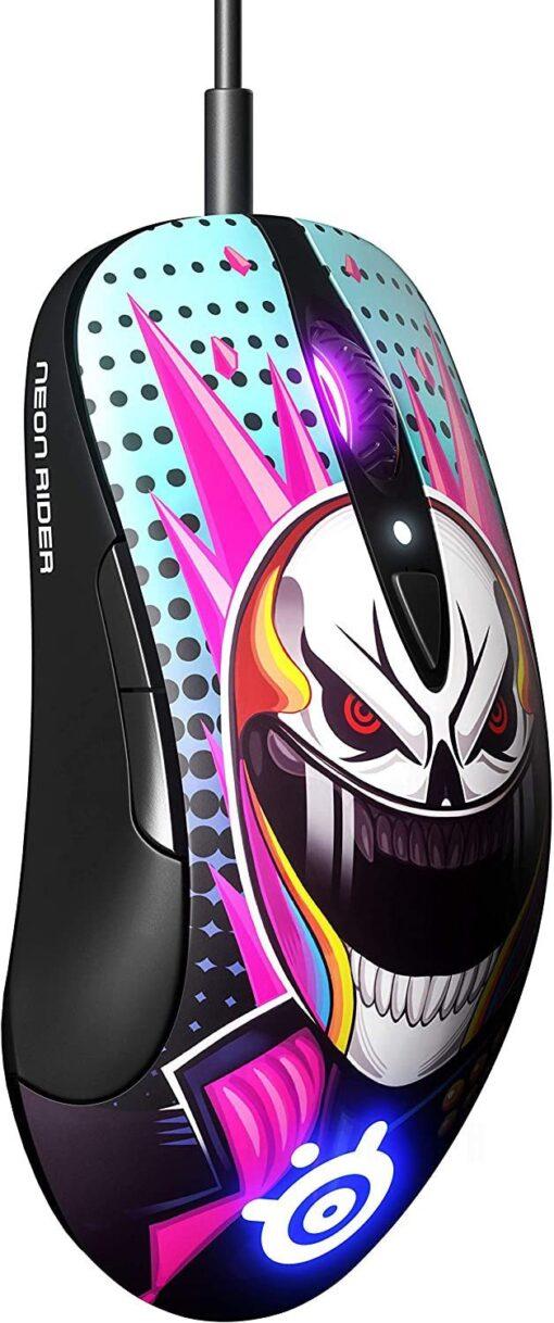 SteelSeries Sensei Ten Gaming Mouse – Neon Rider CSGO Limited 2