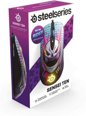 SteelSeries Sensei Ten Gaming Mouse – Neon Rider CSGO Limited 6