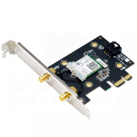 ASUS PCE AX3000 Wireless AX3000 PCI E Adapter 3