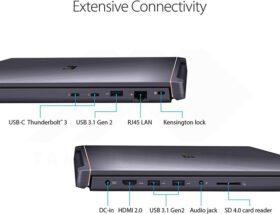 ASUS ProArt StudioBook Pro X W730G2T H8007T Laptop 5
