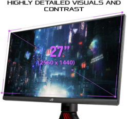ASUS ROG Strix XG279Q Gaming Monitor 2
