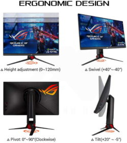 ASUS ROG Strix XG279Q Gaming Monitor 7