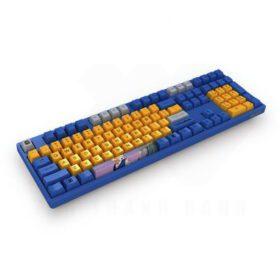 Akko 3108 Dragon Ball Z Vegeta Keyboard 2