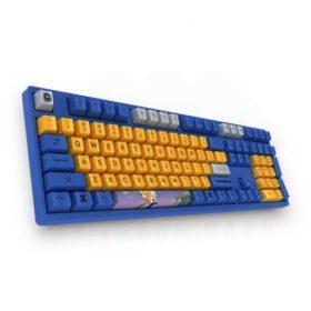 Akko 3108 Dragon Ball Z Vegeta Keyboard 3