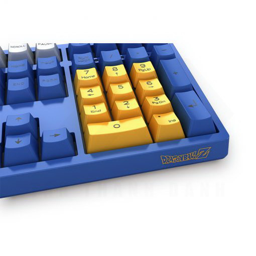 Akko 3108 Dragon Ball Z Vegeta Keyboard 4