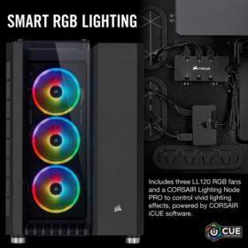 CORSAIR Crystal Series 680X Smart Case 4