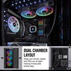 CORSAIR Crystal Series 680X Smart Case 5