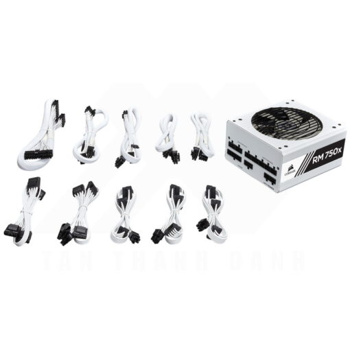 CORSAIR RMx White Series RM750x PSU 3
