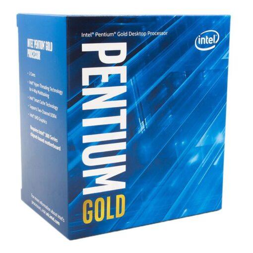 Intel Pentium Gold Processor 1
