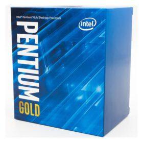 Intel Pentium Gold Processor 4