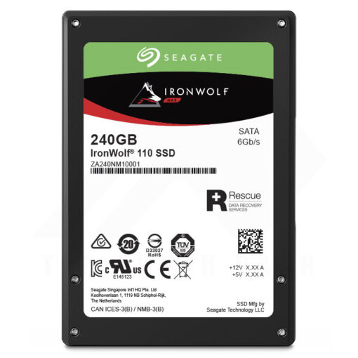 IronWolf SSD SATA NM10001 240GB Product Images 4