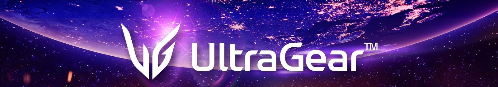 LG UltraGear 27GN950 B Gaming Monitor Logo
