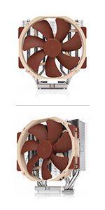 Noctua NH U14S TR4 SP3 CPU Cooler Details 10