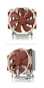 Noctua NH U14S TR4 SP3 CPU Cooler Details 9