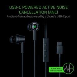 Razer Hammerhead USB C ANC In Ear Headset 2