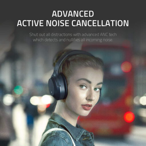 Razer Opus Wireless ANC Headset – Black 3
