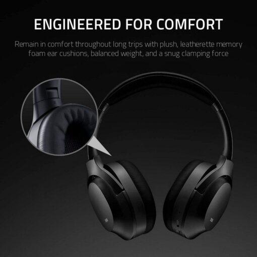 Razer Opus Wireless ANC Headset – Black 4