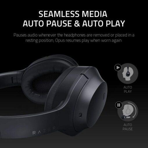 Razer Opus Wireless ANC Headset – Black 6