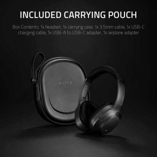 Razer Opus Wireless ANC Headset – Black 7