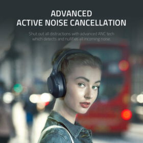 Razer Opus Wireless ANC Headset – Midnight Blue 3