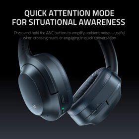 Razer Opus Wireless ANC Headset – Midnight Blue 6